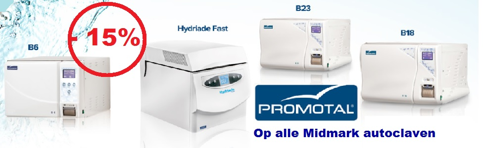 Promotal autoclaaf