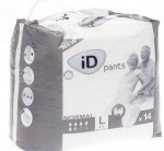 ID pants normal